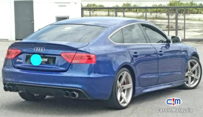 Audi A5 SLINE QUATTRO TURBO Automatic 2013 - image 9