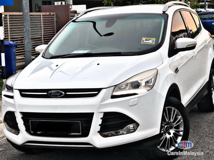Picture of Ford Kuga 1.6 Liter SUV Turbo Automatic 2015