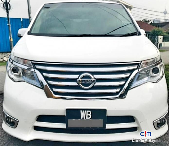 Picture of Nissan Serena 2.0-LITER VERY FUEL SAVER FAMILY MPV Automatic 2015