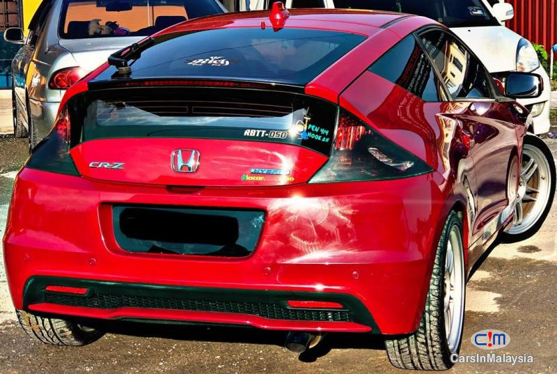 Honda CR-Z 1.5-LITER SPORTY COUPE Automatic 2014 in Kuala Lumpur