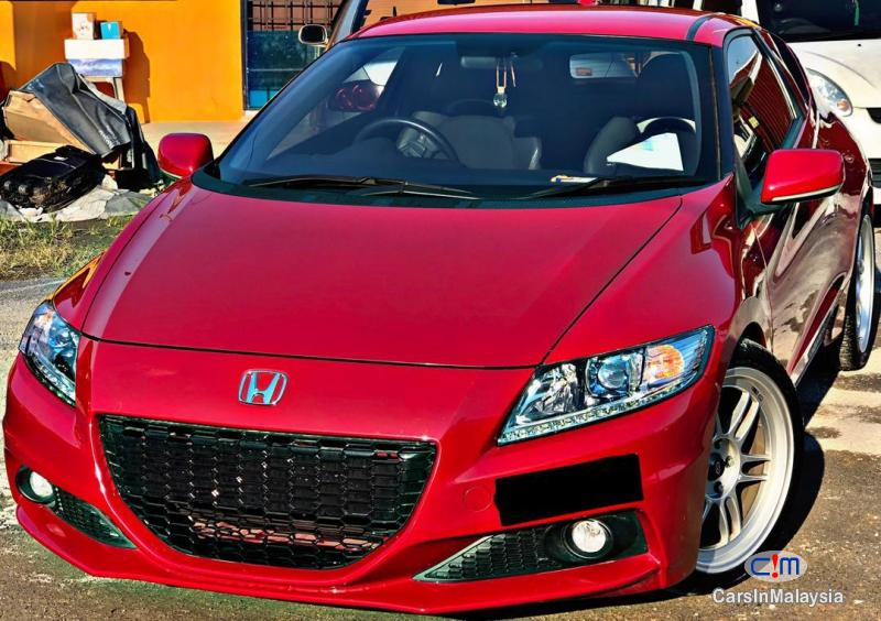 Honda CR-Z 1.5-LITER SPORTY COUPE Automatic 2014 in Malaysia
