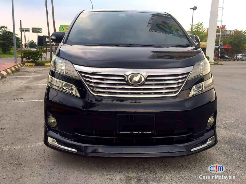 Picture of Toyota Vellfire 3.5-LITER LUXURY MPV FULL SPEC Automatic 2013