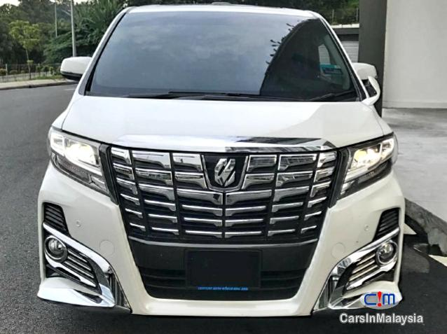 Picture of Toyota Alphard 2.5-LITER LUXURY FAMILY MPV Automatic 2017