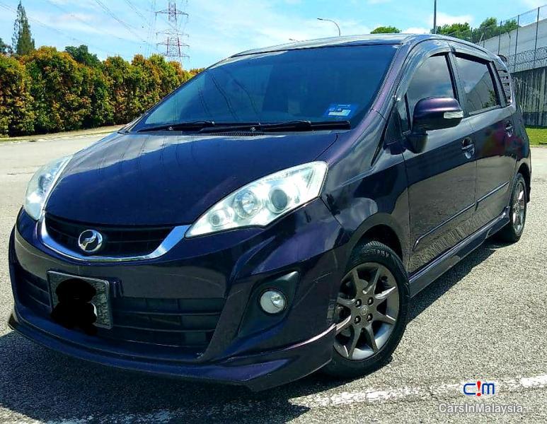 Perodua Alza 1.5-LITER FAMILY ECONOMY MPV Automatic 2015