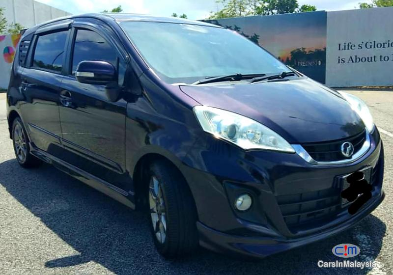 Perodua Alza 1.5-LITER FAMILY ECONOMY MPV Automatic 2015 in Selangor