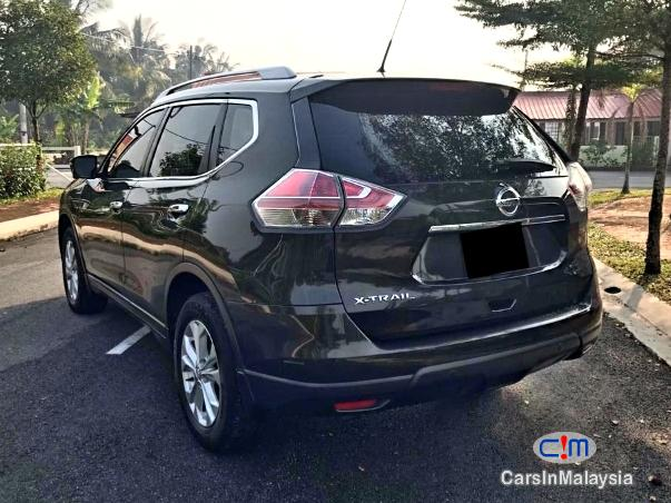 Nissan X-Trail 2.0-LITER FAMILY SUV Automatic 2015