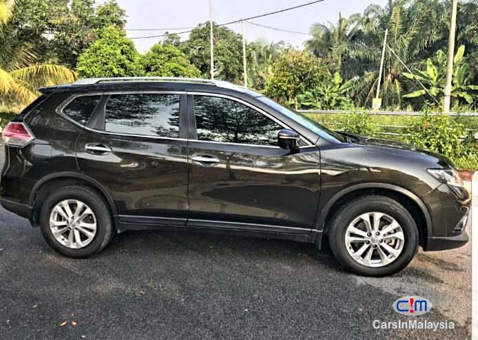 Nissan X-Trail 2.0-LITER FAMILY SUV Automatic 2015 in Malaysia
