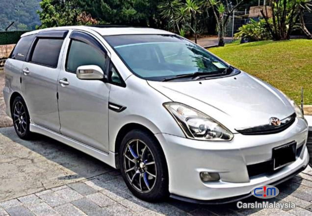 Picture of Toyota Wish 1.8-LITER SMALL FAMILY MPV Automatic 2012