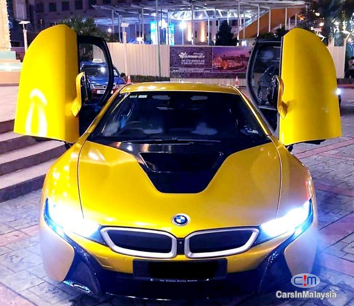 BMW i 1.5-LITER TWIN TURBO SPORT HYBRID Automatic 2015