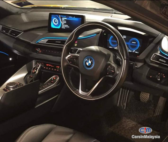 BMW i 1.5-LITER TWIN TURBO SPORT HYBRID Automatic 2015 in Selangor