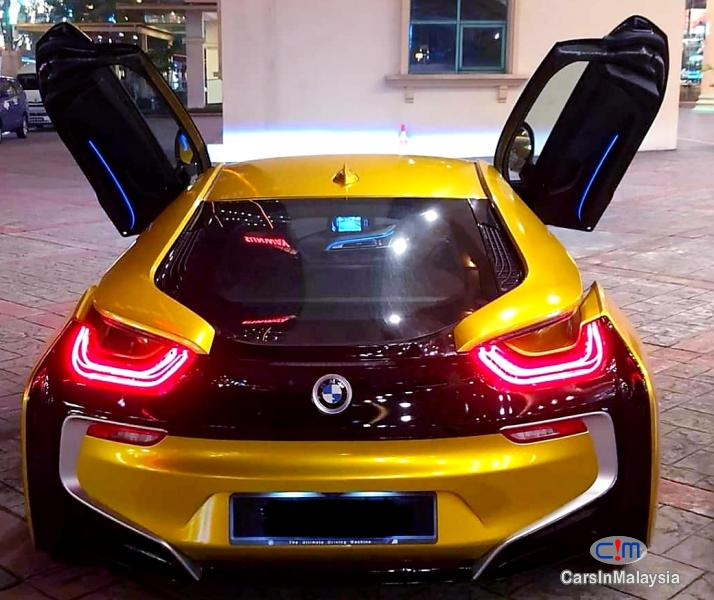 BMW i 1.5-LITER TWIN TURBO SPORT HYBRID Automatic 2015 in Selangor - image