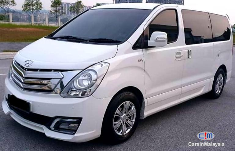 Picture of Hyundai Grand Starex 2.5-LITER LUXURY BIG FAMILY MPV Automatic 2015