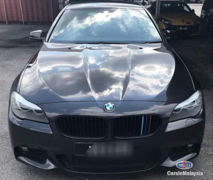 Picture of BMW 5 Series 2.0-LITER LUXURY SEDAN LOW MONTHLY RM1600 Automatic 2013