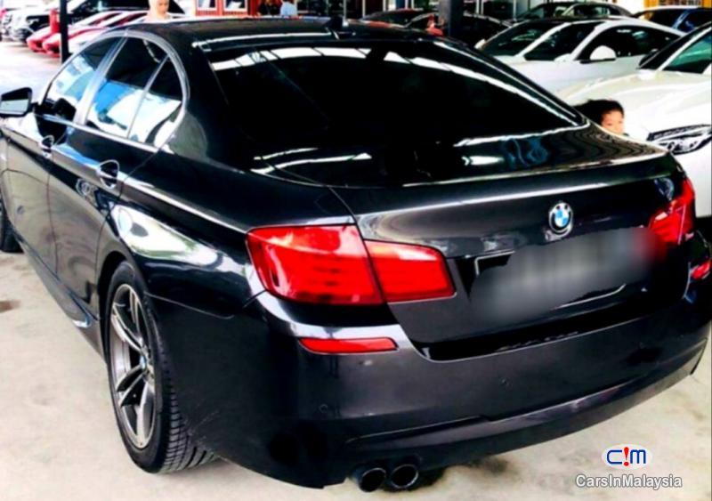 BMW 5 Series 2.0-LITER LUXURY SEDAN LOW MONTHLY RM1600 Automatic 2013