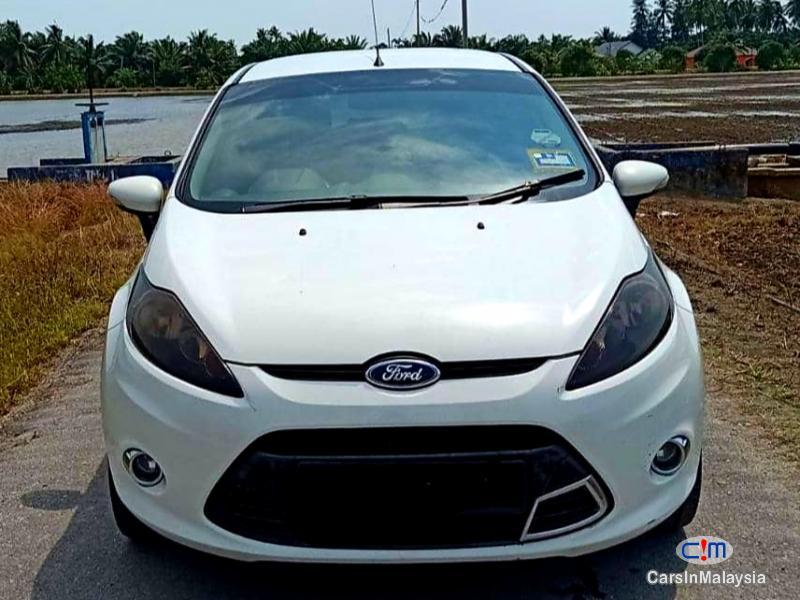Ford Fiesta 1.6-LITER ECONOMY HATCHBACK Automatic 2011 in Selangor