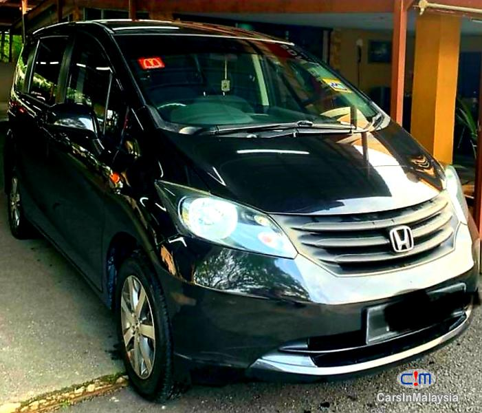 Picture of Honda Freed 1.5-LITER ECONOMY FAMILY MPV Automatic 2012