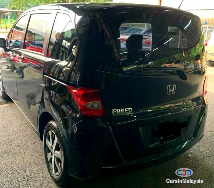 Honda Freed 1.5-LITER ECONOMY FAMILY MPV Automatic 2012 in Selangor