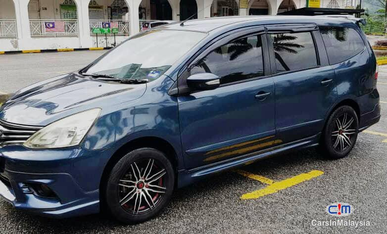Pictures of Nissan Grand Livina 1.6-LITER ECONOMY FAMILY MPV Automatic 2014