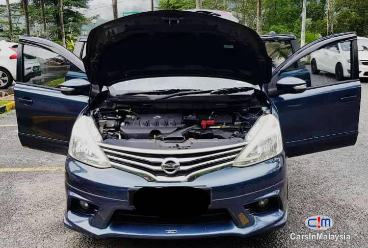 Picture of Nissan Grand Livina 1.6-LITER ECONOMY FAMILY MPV Automatic 2014 in Malaysia