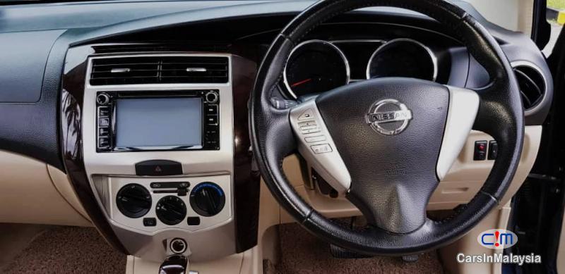 Nissan Grand Livina 1.6-LITER ECONOMY FAMILY MPV Automatic 2014 in Kuala Lumpur - image