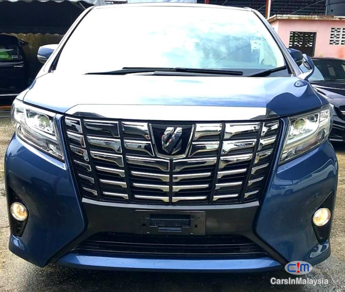 Picture of Toyota Alphard 2.5-LITER LUXURY FAMILY SUV Automatic 2016