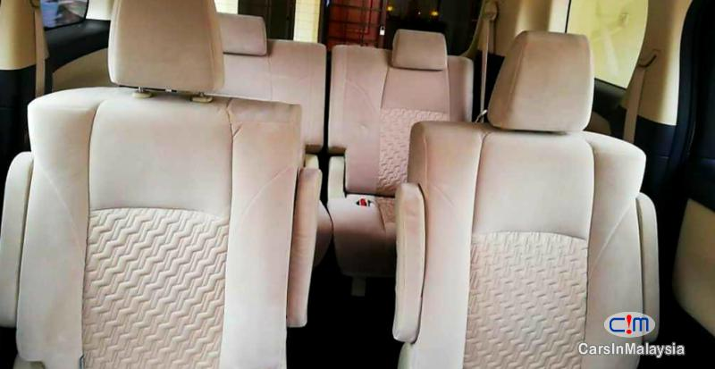 Picture of Toyota Alphard 2.5-LITER LUXURY FAMILY SUV Automatic 2016 in Malaysia