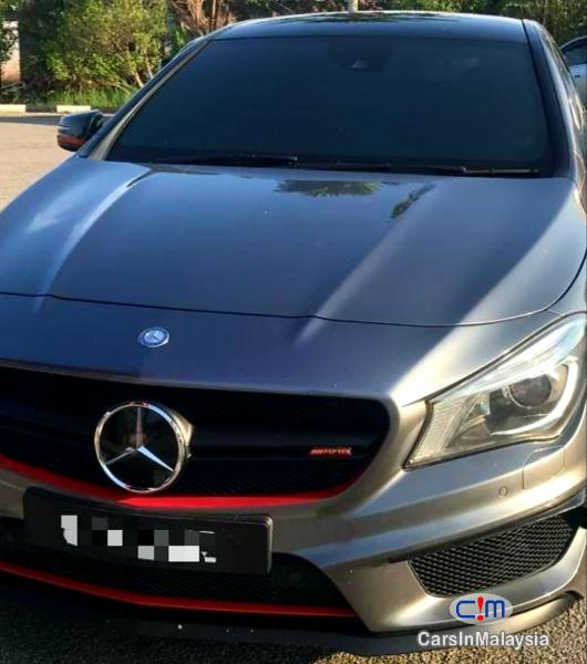 Picture of Mercedes Benz CLA250 2.0-LITER LUXURY SEDAN Automatic 2016