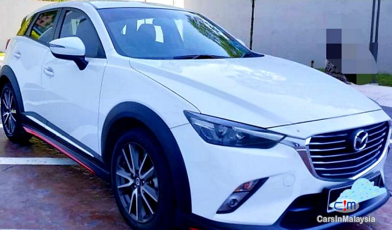 Picture of Mazda CX-3 2.0-LITER LUXURY FAMILY SUV Automatic 2017