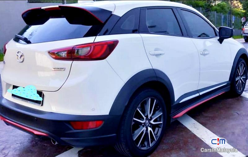 Mazda CX-3 2.0-LITER LUXURY FAMILY SUV Automatic 2017