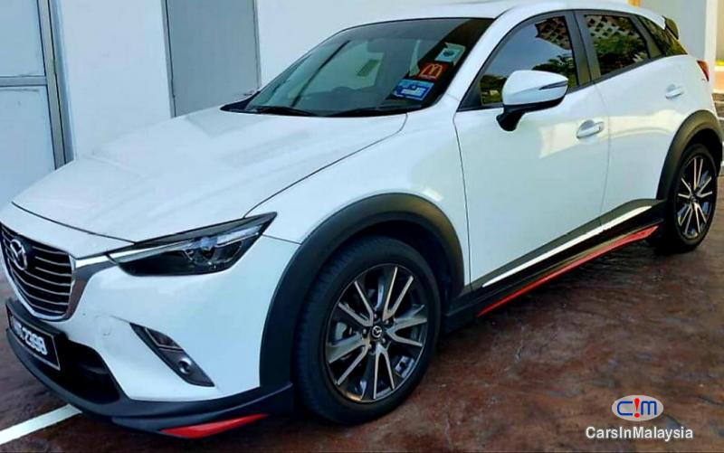 Mazda CX-3 2.0-LITER LUXURY FAMILY SUV Automatic 2017 in Kuala Lumpur
