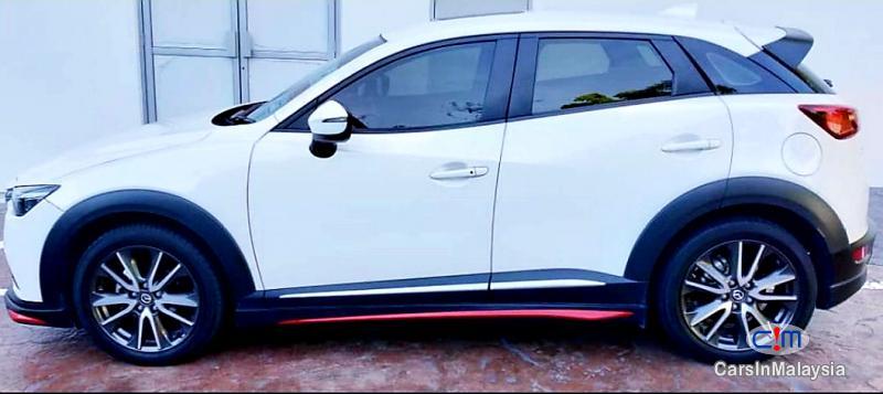 Mazda CX-3 2.0-LITER LUXURY FAMILY SUV Automatic 2017 in Malaysia