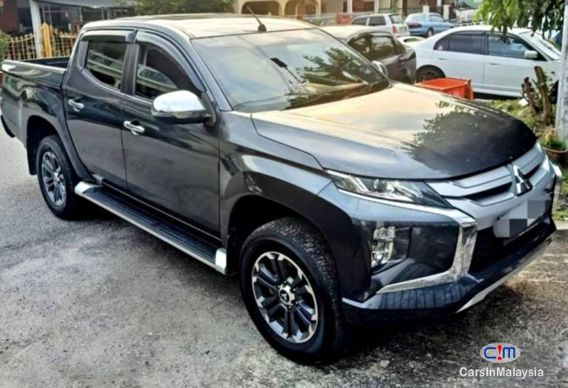 Picture of Mitsubishi Triton 2.4-LITER 4X4 DIESEL TURBO 4WD DOUBLE CAB CHASSIS Automatic 2019 in Kuala Lumpur
