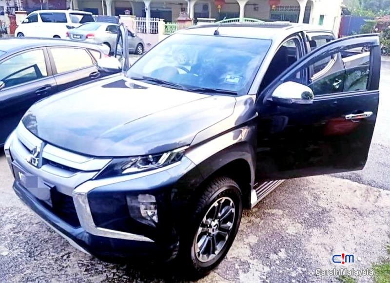Picture of Mitsubishi Triton 2.4-LITER 4X4 DIESEL TURBO 4WD DOUBLE CAB CHASSIS Automatic 2019 in Malaysia