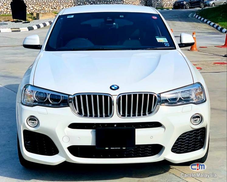 BMW X 2.0-LITER LUXURY SUV 8 SPEED Automatic 2019 in Selangor