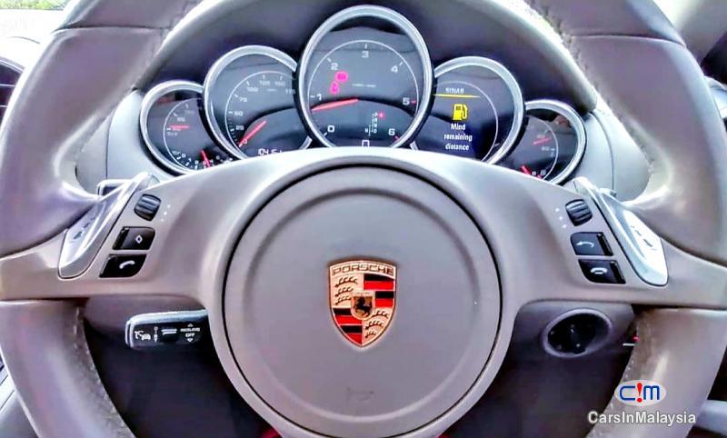 Porsche Cayenne 3.0-LITER LUXURY SUV Automatic 2016 - image 9