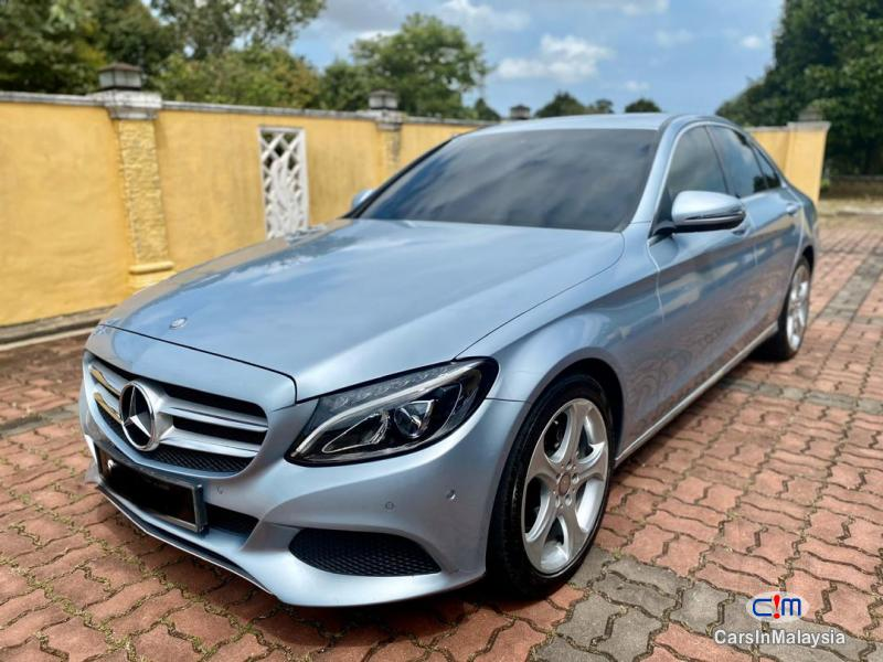 Picture of Mercedes Benz C200 2.0-LITER NEW MODEL FACELIFT LUXURY SEDAN TURBO Automatic 2016