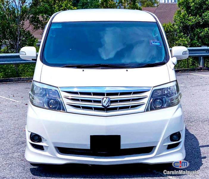 Picture of Toyota Alphard 3.0-LITER LUXURY FAMILY MPV Automatic 2006