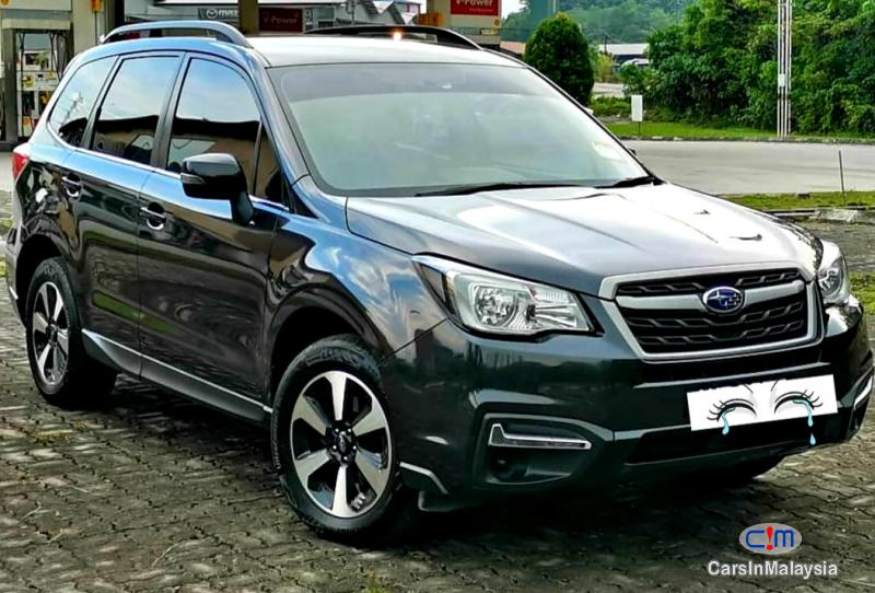 Subaru Forester 2.0-LITER LUXURY FAMILY SUV Automatic 2016 - image 13