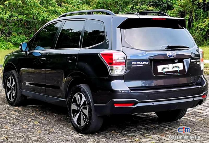 Picture of Subaru Forester 2.0-LITER LUXURY FAMILY SUV Automatic 2016