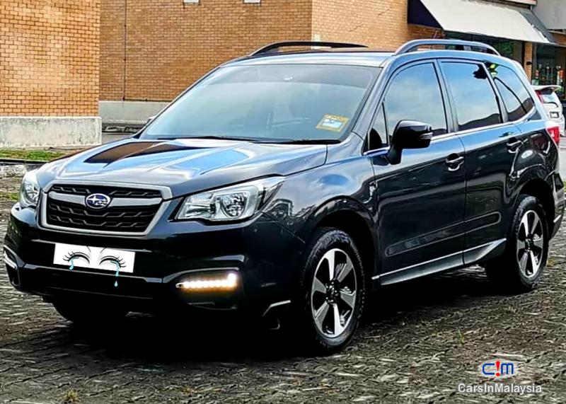 Subaru Forester 2.0-LITER LUXURY FAMILY SUV Automatic 2016