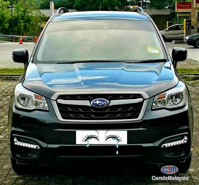 Subaru Forester 2.0-LITER LUXURY FAMILY SUV Automatic 2016 in Selangor