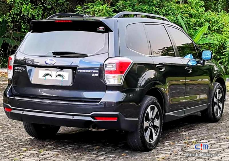 Subaru Forester 2.0-LITER LUXURY FAMILY SUV Automatic 2016 in Malaysia
