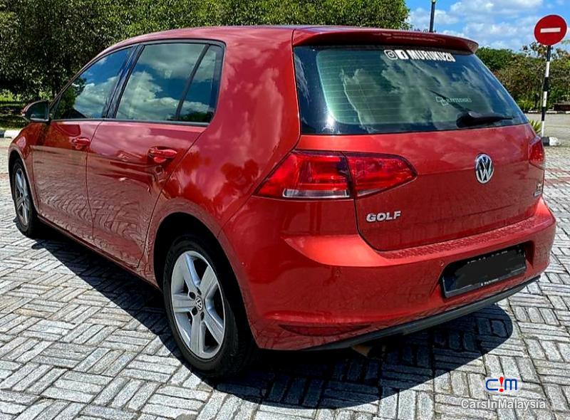 Volkswagen Golf 1.4-LITER TURBO HATCHBACK CAR Automatic 2013 - image 10