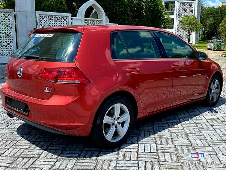 Volkswagen Golf 1.4-LITER TURBO HATCHBACK CAR Automatic 2013 in Malaysia