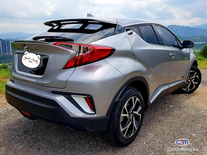 Pictures of Toyota 1.8-LITER ECONOMY SUV Automatic 2020