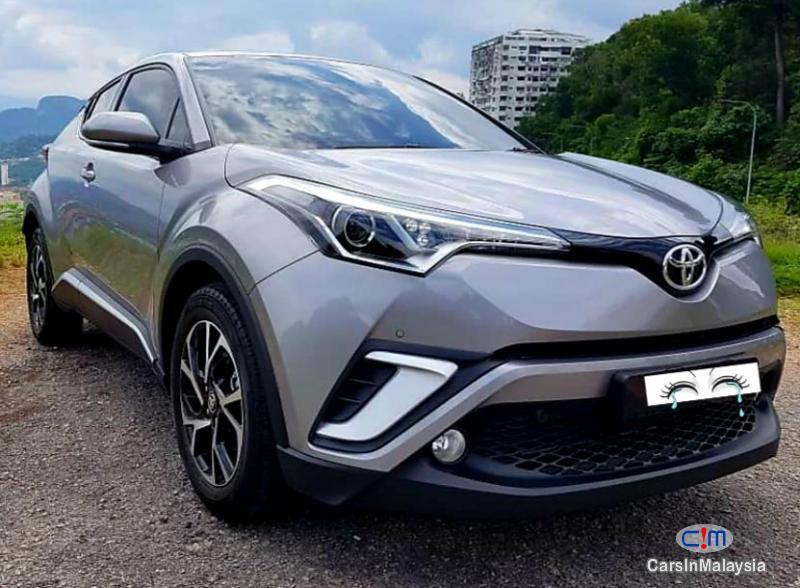 Toyota Other 1.8-LITER ECONOMY SUV Automatic 2020