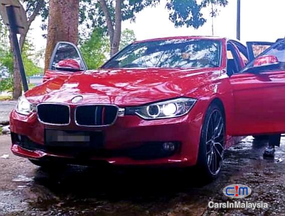 BMW 3 Series 1.6-LITER TWIN TURBO LUXURY SEDAN Automatic 2014 - image 10