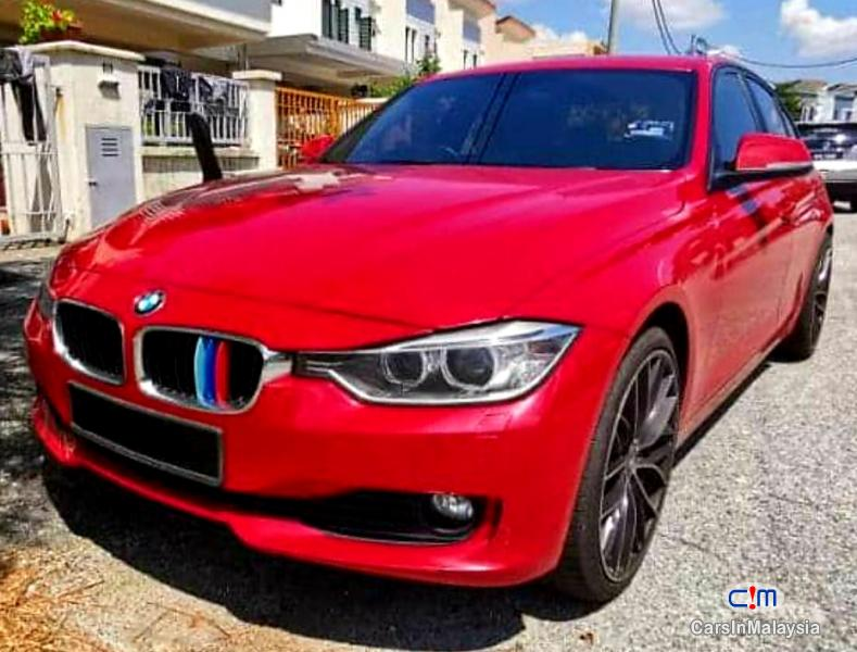 BMW 3 Series 1.6-LITER TWIN TURBO LUXURY SEDAN Automatic 2014 - image 11
