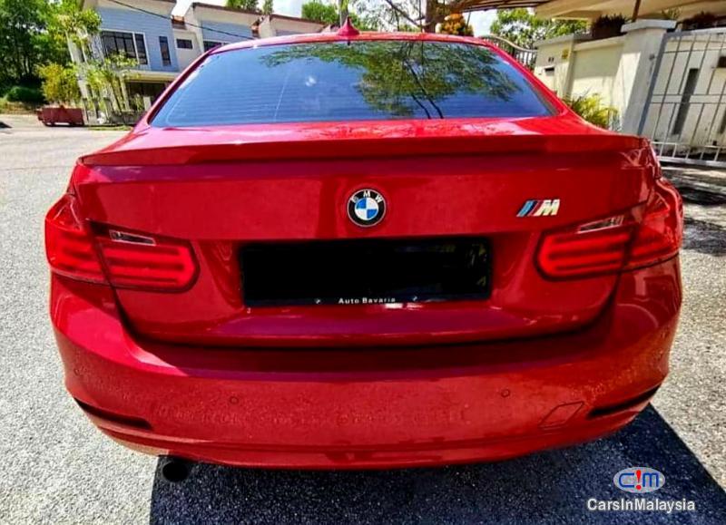 BMW 3 Series 1.6-LITER TWIN TURBO LUXURY SEDAN Automatic 2014 in Kuala Lumpur