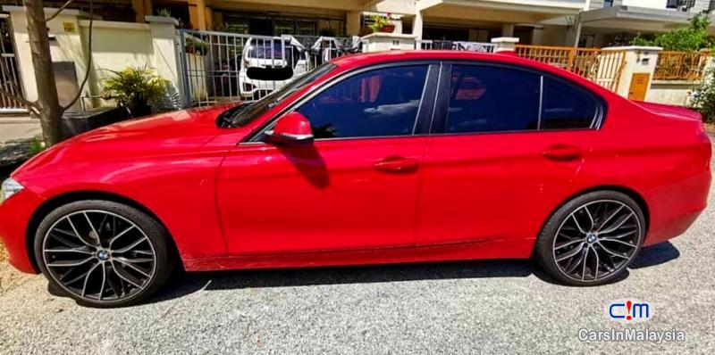 BMW 3 Series 1.6-LITER TWIN TURBO LUXURY SEDAN Automatic 2014 in Malaysia